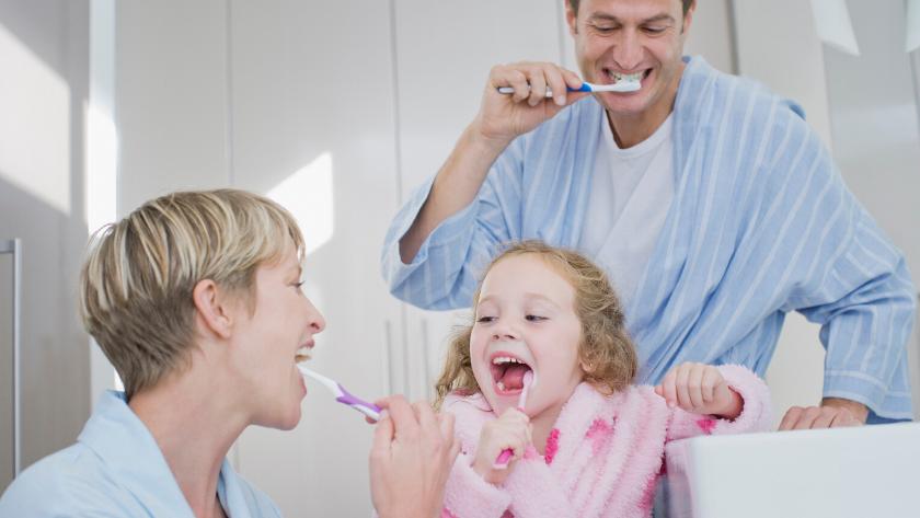 Healthy-Teeth Tips for Kids